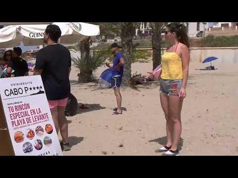 Start Of Summer, Spanish Beaches During Quarantine