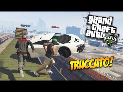 IL DEATHRUN TRUCCATO! - GTA 5 ONLINE | xDegsta