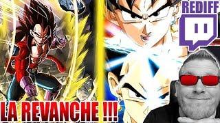 LA REVANCHE ! - PORTAIL 4 ANS VEGETA SSJ4 LR | Dragon Ball Z Dokkan Battle