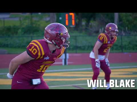 St. John Fisher Football Selects 2019 Season Captains