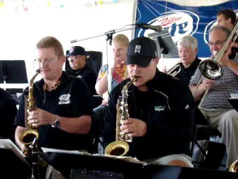Pat Crawford Band at the