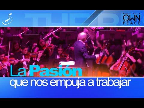 Make Your Own Peace Foundation - La Pasión Que Nos Empuja a Trabajar - World Music Group
