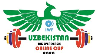 1st Online International Weightlifting Cup (Independence Day of Uzbekistan)(M67 Group A)