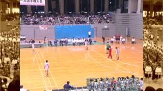 2007/3/28 平成18年度第2回春中ハンド3男子決勝前半