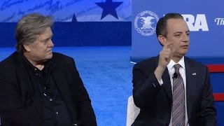 White House staff front and center at CPAC