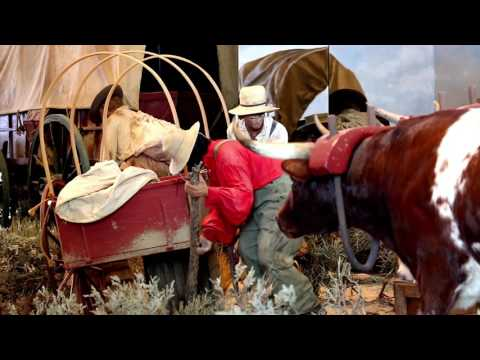 Explore Oregon Recreation:  National Historic Oregon Trail Interpretive Center
