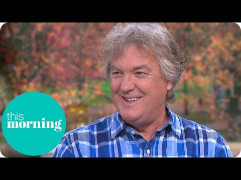 James May Talks Clarkson's Airport Altercation and The Grand Tour | This Morning
