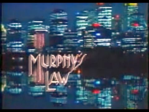 """Murphy's Law"" TV Intro"