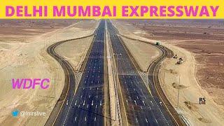 DELHI MUMBAI EXPRESSWAY & WDFC GROUND UPDATE | #rslive