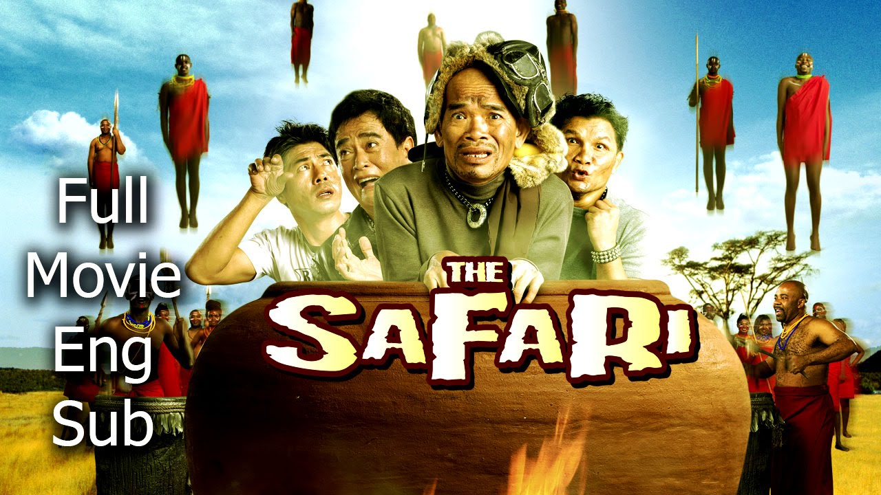 Download Full Thai Movie : The Safari [English Subtitle] Thai Comedy