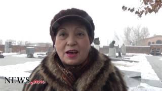 Սիլվա Կապուտիկյանի ծննդյան օրը պանթեոնում հնչեցին նրա բանաստեղծությունները