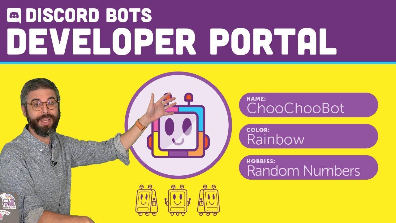 Discord Bots 2: Discord Developer Portal
