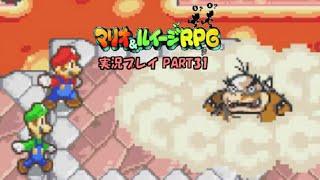 PART31「VSモートン」【マリオ&ルイージRPG】実況プレイ