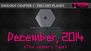[EXO/2CD] 18. December, 2014 (The Winter's Tale) [EXOLOGY CHAPTER 1: THE LOST PLANET]