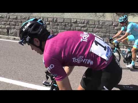 40th Giro del Trentino Melinda: stage3 highlights