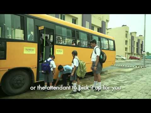 Tata Motors - Skool Drill - Safe Entry & Exit From The School Bus