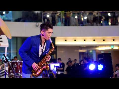 Timothy Sun (孫穎麟) 吹奏 「Rolling in the Deep」