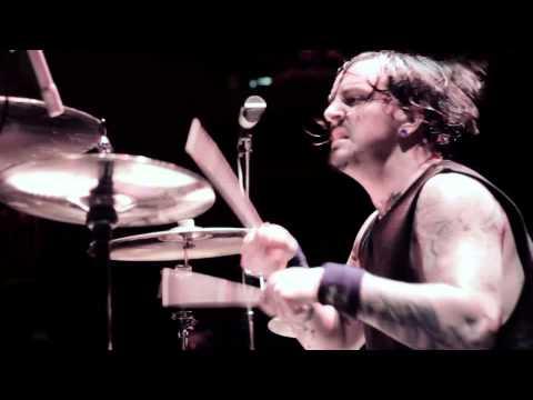 Branden Steineckert of Rancid (Animosity - Drum Cam)