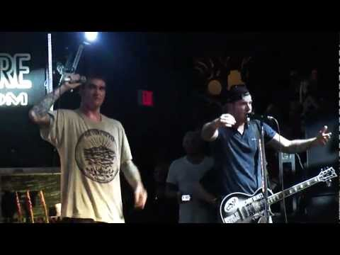New Found Glory - Forget My Name - Sticks and Stones tour 2012