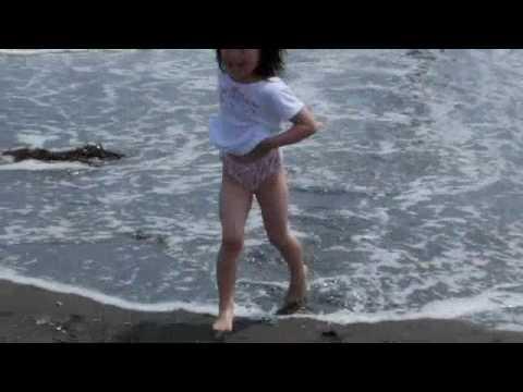 2009年のGW 辻堂海浜公園にて