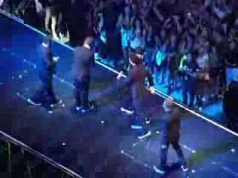 Justin Timberlake Reunion With N' Sync @ The MTV VMA 2013, Barclays Center, Brooklyn 25 August 2013
