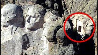 There's A Secret Room Hidden Behind Mount Rushmore