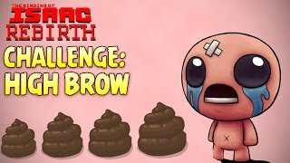 Challenge 2 [High Brow] - The Binding of Isaac: Rebirth #27