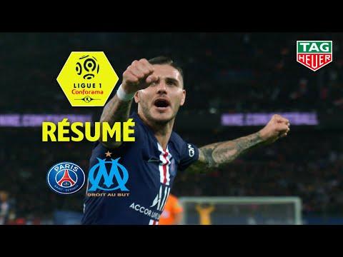 Paris Saint-Germain - Olympique De Marseille ( 4-0 ) - Résumé - (PARIS - OM) / 2019-20