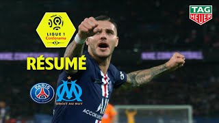 Paris Saint-Germain - Olympique de Marseille ( 4-0 ) - Résumé - (PARIS - OM) / 2019-20