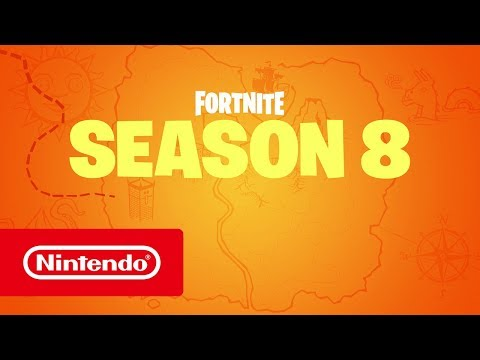 Fortnite - Temporada 8 Tráiler (Nintendo Switch) thumbnail