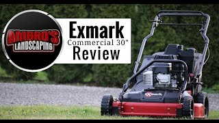 """Exmark Commercial 30"""" 