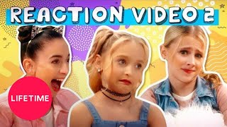 "Dance Moms: Dance Party - The New ALDC Reacts to ""Dance Moms"" Moments! (Part 2) | Lifetime"