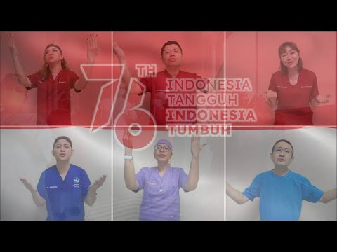BAPA PULIHKAN INDONESIAKU | Cover By Drg. Silvia Leony, Sp.KG And Friends