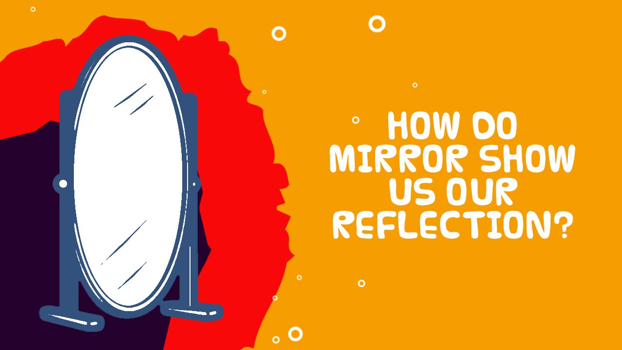 How Do Mirrors Work Mirror Facts For Kids Youtube
