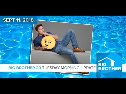 BB20 | Tuesday Morning Live Feeds Update - Sept 11, 2018