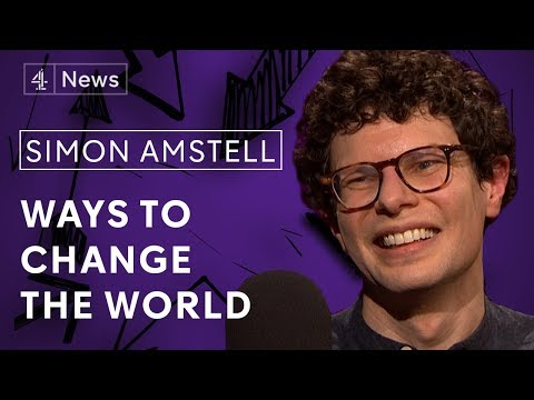 Simon Amstell on finding joy, why everyone should have therapy and his new film Benjamin