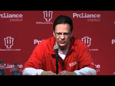 Coach Crean Press Conference - March 20, 2012
