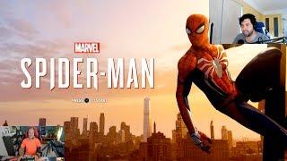 TEST DE SPIDER-MAN PS4 - LE MEILLEUR JEU DE L'HOMME ARAIGNEE !