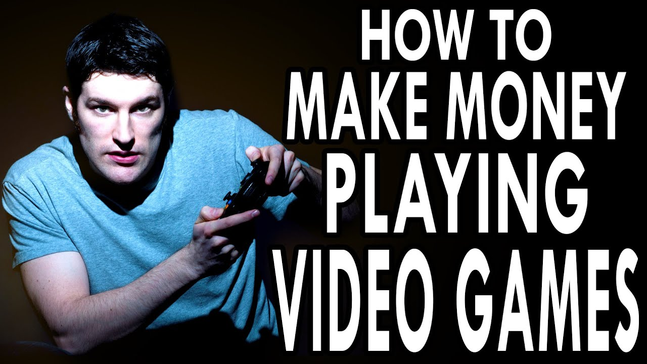 earn money by playing online games