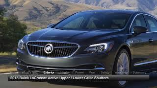 2018 Buick LaCrosse Test Drive
