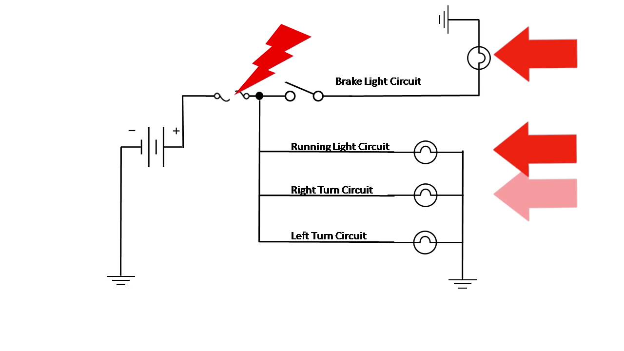 hight resolution of isolating trailer wiring circuit explained part 1 of 2