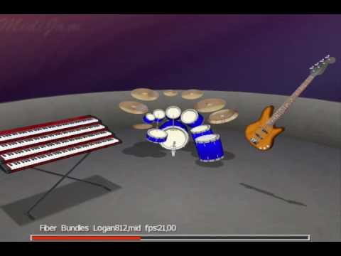 Logan812 - Animusic 2 - Fiber Bundels (remake)