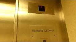 Richmond Hydraulic Elevator at Homesense, Park Royal in West Vancouver BC