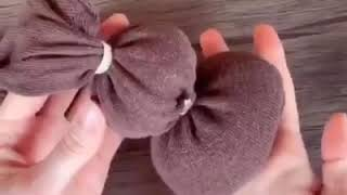 Make Your Own Sock Bunny!