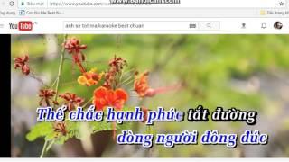 Anh Sẽ Tốt Mà Karaoke _ thiếu giọng Nam