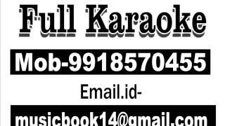 Aao Bachcho Tumhe Dikhaye Karaoke