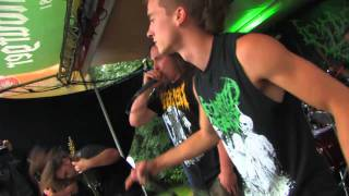 Incinerated Flesh - Live @ Metal Storm Festival