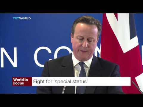 TRT World - World in Focus: Britons to decide on future: What's next for UK's EU membership?