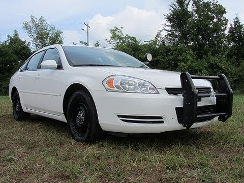 Sold 2008 Chevrolet Impala Police Package One Owner For