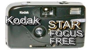 Обзор на Kodak Star Focus Free  / Плёночный фотоаппарат - мыльница